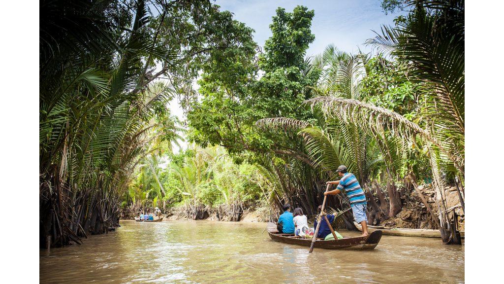 Mekong River Cruise - Ben Tre