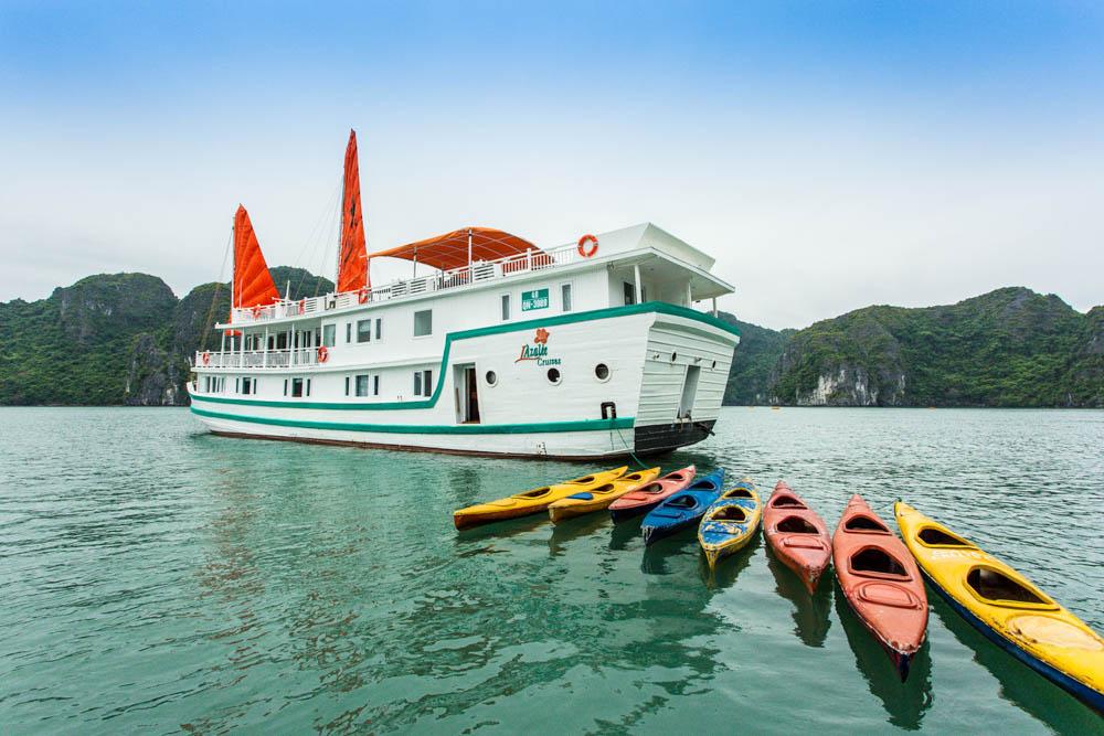 L'azalee Deluxe Cruise