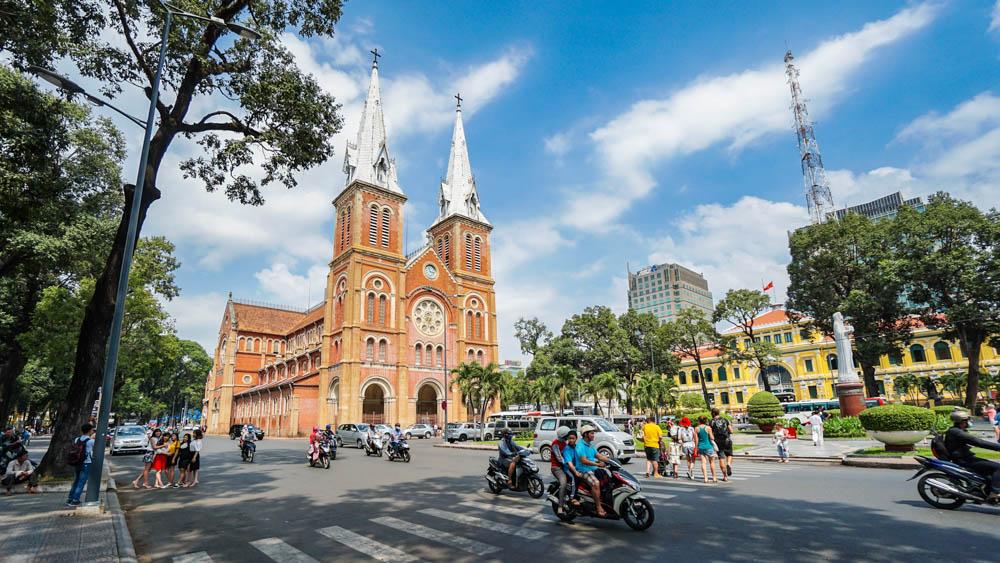 Ultimate Southern Vietnam  saigon