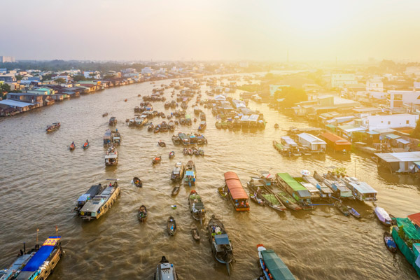 Ultimate Mekong Delta