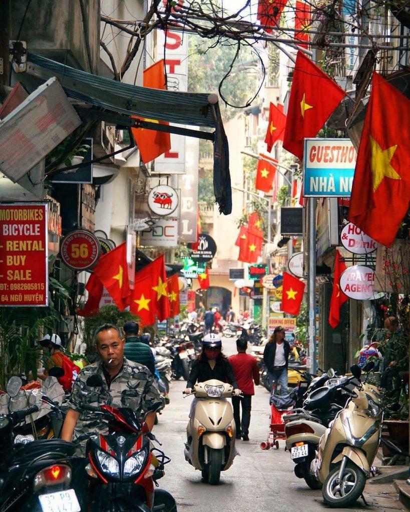best time to visit vietnam hanoi