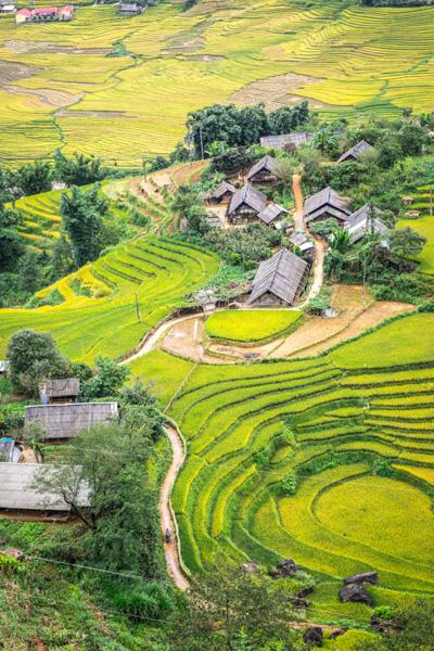 Best time to visit vietnam sapa