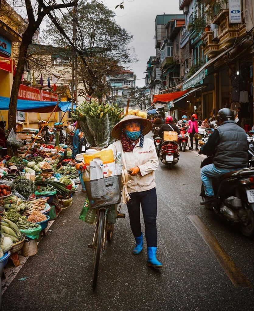 Vietnam Cities - Hanoi @vanessaaalfaro