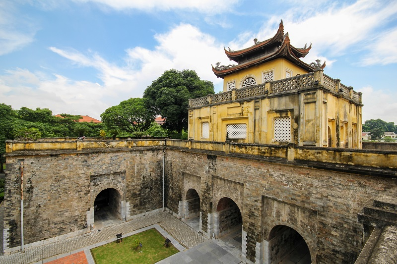 Hanoi - Citadel vietnam cities