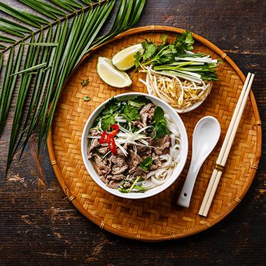 Hanoi street eats