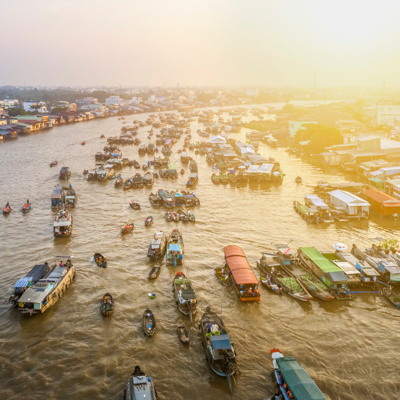 Ultimate Mekong Delta